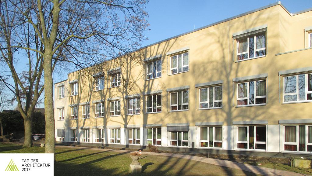 Meier-Ebbers Haus Abendfrieden Tag der Architektur 2017 Seniorenheim Neubau