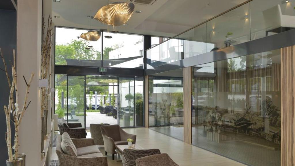 INNENARCHITEKTUR - PARK HOTEL TEUTOBURGER STRASSE