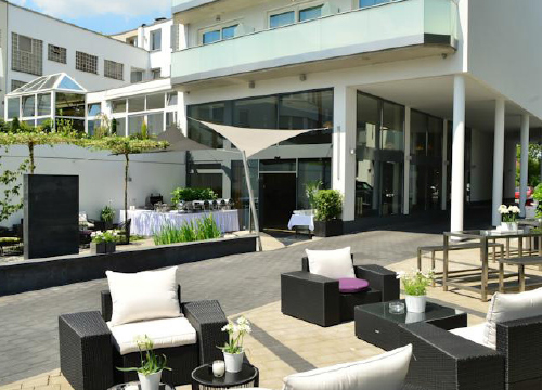 Park hotel teutoburger str meier ebbers architekten for Innenarchitektur oberhausen