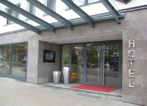 Meier-Ebbers InnenArchitektur Park Hotel Teutoburger Straße