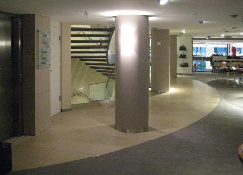 meier ebbers innenarch thomas m nchen treppe bild2 meier ebbers architekten und ingenieure. Black Bedroom Furniture Sets. Home Design Ideas
