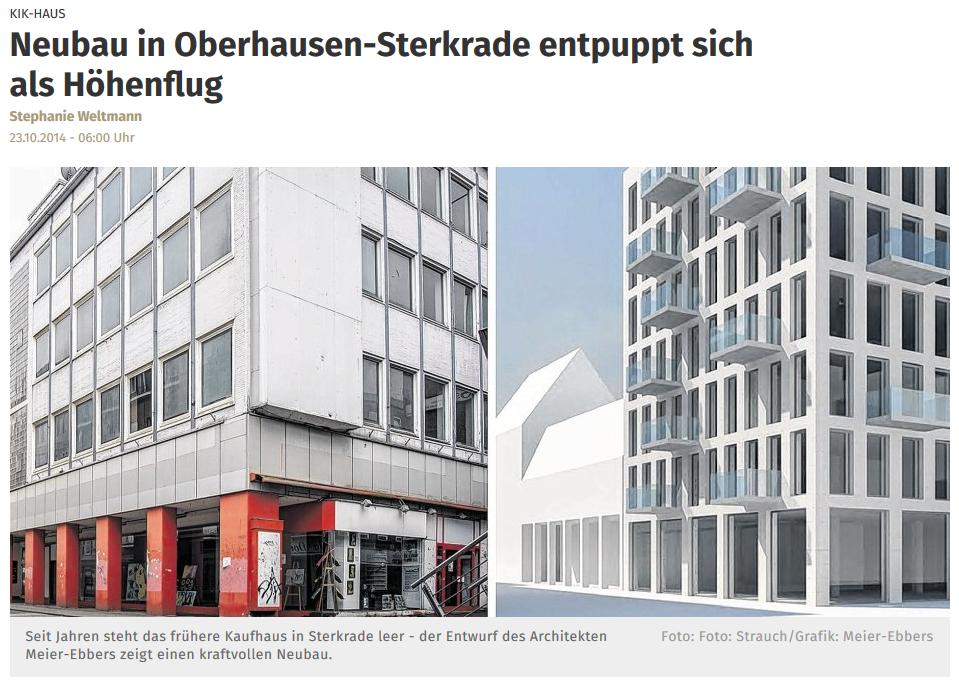 Meier-Ebbers Pressebericht WAZ Kaiers-Ganz