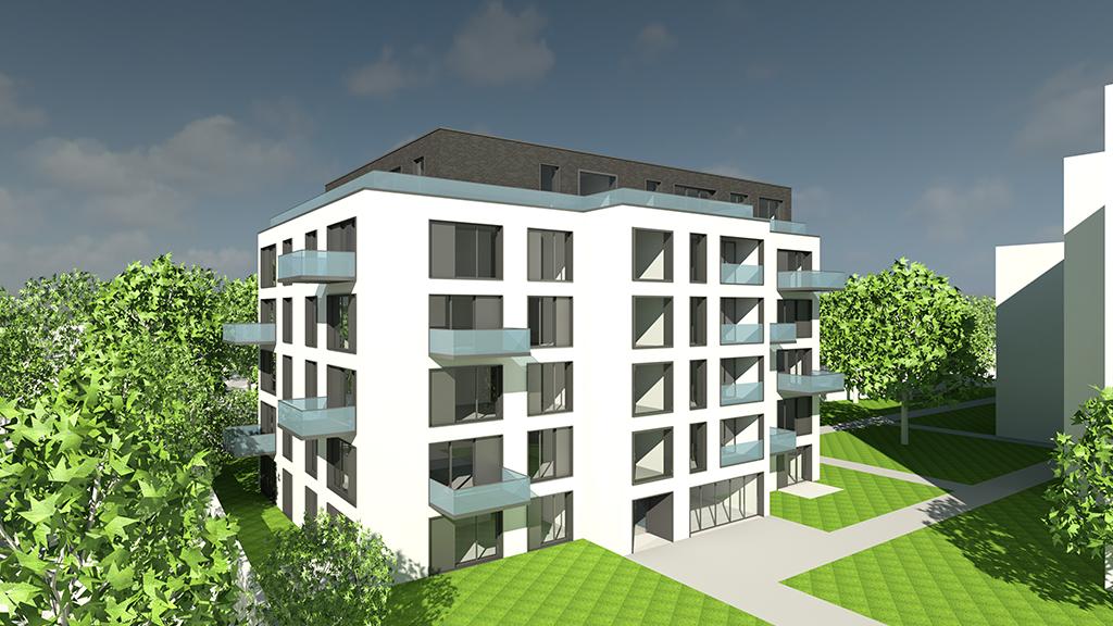 Meier-Ebbers Architektur GGW Schonnebecker Straße Seniorenwohnungen