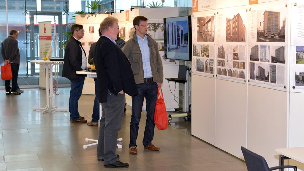 Meier-Ebbers Immobilien Markt Sparkasse Essen Vortrag Stand Sanierung
