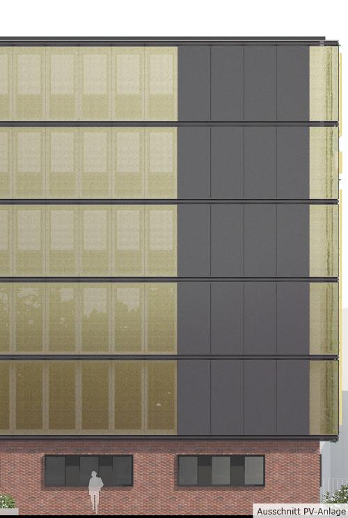 Fassadengestaltung Oberhausen